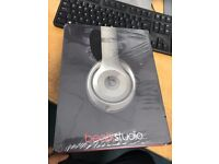 Brand New(boxed sealed) BEATS Studio 2.0 Wireless Bluetooth Noise-Cancelling Headphones - Titanium