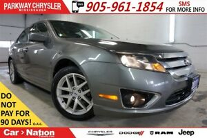 2011 Ford Fusion SEL| AWD| NAV| SUNROOF| REMOTE START| SONY