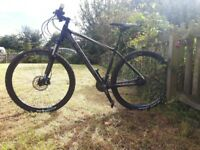 Cube bike/pushbike sl aim 27.5 18inch frame excellent condition