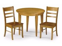 Table and Chairs - Julian Bowen - Consort Dining Set - Excellent Condition