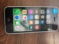iPhone 5c White 32gb unlocked