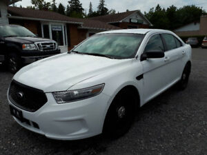 2014 Ford POLICE INTERCEPTOR LUXURY SPECIAL