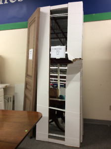 New in Box - Mirrored Closet Doors