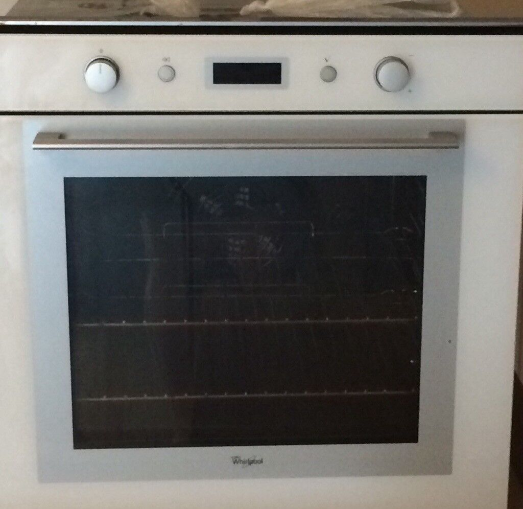 Whirlpool Built In Electric Single Oven Akzm756 Wh White Collection Only Spares