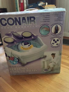 Foot Spa to Celebrate Your Feet!