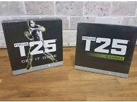 Focus T25 (Alpha, Beta & Gamma) by Shaun T