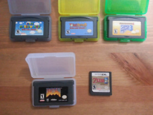 FS: Nintendo 3ds/ds/gba games