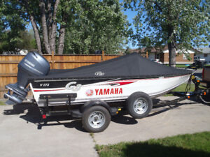 2012 Yamaha G3 V172 Angler