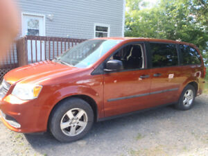 2012 DODGE GRAND CARAVAN 3.6 V6 /REAR POWER WIDOWS