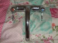 Chrome kitchen Mixer tap