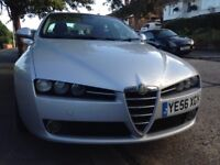 Silver Alfa Romeo 159 2.4 jtd - Lovely condition, great car