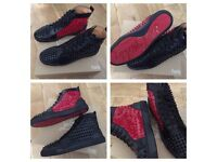 Christian Louboutin Loubs trainers shoes sneakers footwear
