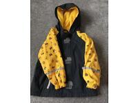 Lovely waterproof rain coat 12-24 months £5