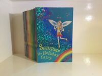 Assortment of Rainbow Magic Fairy Books