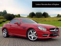 Mercedes-Benz SLK SLK350 BLUEEFFICIENCY AMG SPORT ED125 (red) 2011-07-30