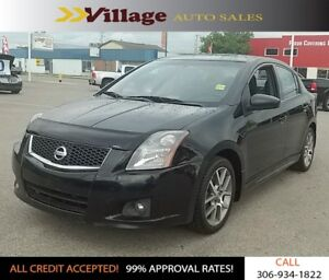 2008 Nissan Sentra SE-R Power Sunroof, Air Conditioning, Cd/M...