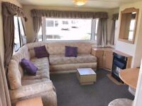 CHEAP STATIC CARAVAN FOR SALE IN EAST YORKSHIRE NEAR HULL BY THE SEASIDE , NO CARAVAN AGE LIMIT