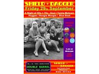 FRIDAY 29th SEPTEMBER - 60s 70s SOUL / REGGAE / MOTOWN with DOUBLE BARREL - WHITCHURCH