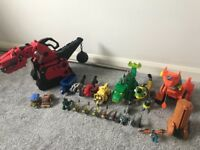 Dinotrux -huge collection