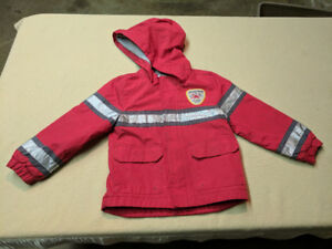 Insulated Raincoat - Carters, Boys, 4t