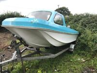 18 foot Pilot dory fishing boat for sale
