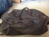 Barbour holdall