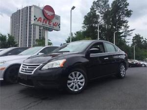 2013 Nissan Sentra S   Low KM   No Accidents   Certified