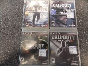 Super Hot Deal on Call Of Duty games!!