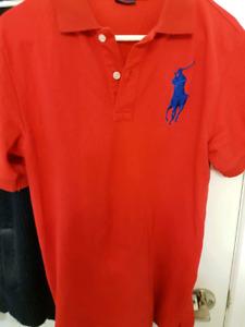 Polo Ralph Lauren polo shirt size Medium mint