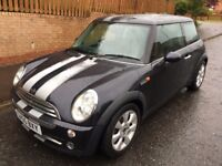 MINI COOPER 1.6 ONLY 46,000 MILES FROM NEW 55 PLATE