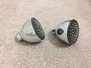 SHOWER HEADS - like new
