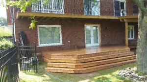 Croft's Design Deck specialist's get your free quote today