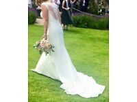 Gorgeous Lillian west Wedding Dress