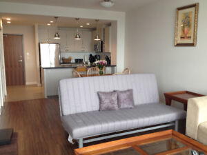Lower Lonsdale Secure Executive Furnished 1 Bedroom