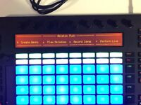 Ableton Push 1 *completely unused* Please contact me!