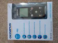 Olympus DM670 dictaphone