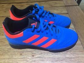 Adidas kids size 2 trainers