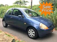Reduced Today !!! (55) Ford Ka Collection *** Only 53k***