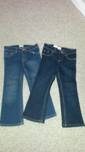 Children's Place girl jeans