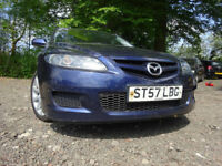 57 MAZDA 6 TAMURA 2.0,MOT NOV 017,3 OWNERS PART HISTORY,2 KEYS,STUNNING FAMILY CAR,VERY RELIABLE