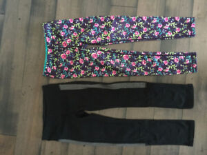 Ivivva Size 6 Crops and Pants