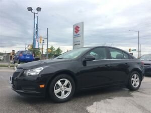 2013 Chevrolet Cruze LT Turbo ~Power Seat ~Leather ~Well Appoint