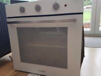 Indesit built-in single fan oven excellent condition