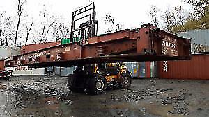 Flat Rack / Steel Container Bridge 20' & 40