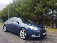 JUNE 2012 VAUXHALL INSIGNIA EXCLUSIVE 2.0 CDTI 160BHP LOVELY EXAMPLE MOT JULY 2018