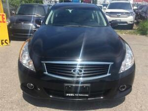 2013 INFINITI G37 Sedan Luxury AWD|REAR VIEW CAM|ACCIDENT FREE|