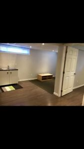 Basement Apartment for rent**