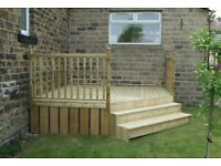 Beautiful stylish fencing, gates & decking supplied & fitted - Any genuine quote beaten.