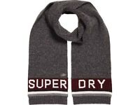 Superdry Scarf *BRAND NEW WITH TAGS*