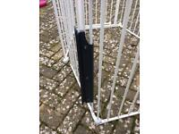 Mothercare Playpen and wall fixing with gate